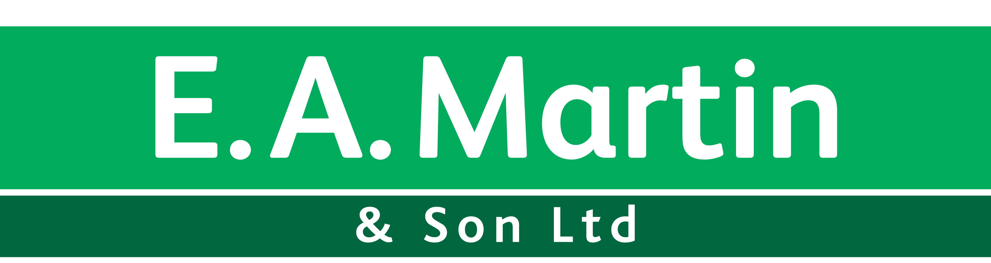 EA Martin & Son Ltd